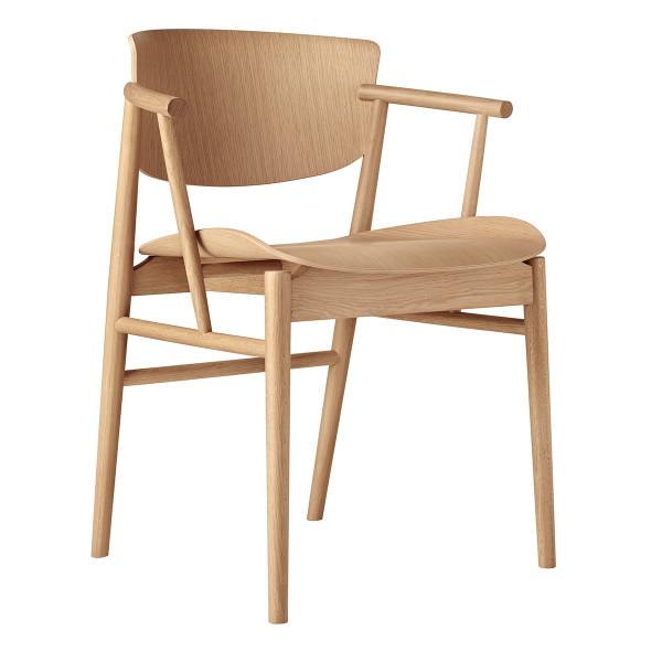 Fritz Hansen NO1 Chair