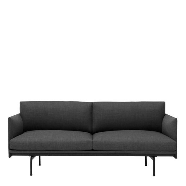 Muuto Outline Sofa 2-Sitzer