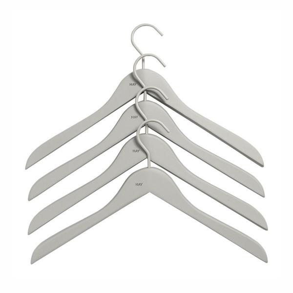 Hay Soft Coat Hanger Slim (4er-Set)