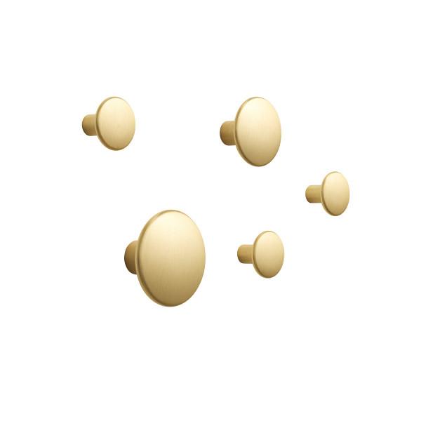 Muuto The Dots Metal 5er-Set