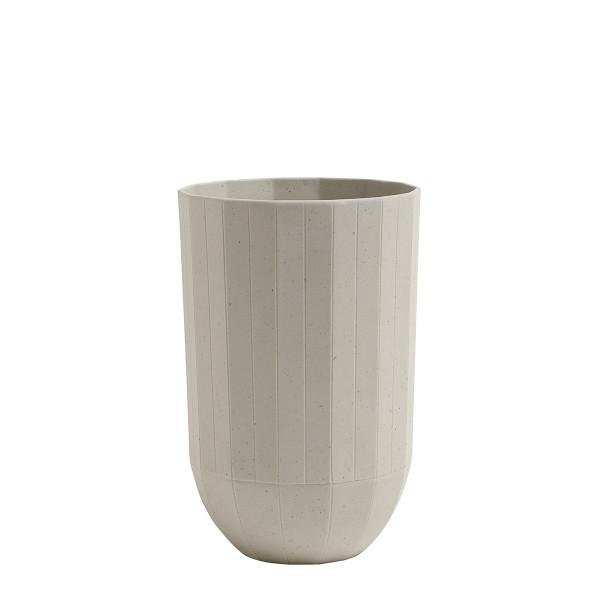 Hay Paper Porcelain Vase